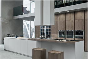 Cucina moderna Arrital